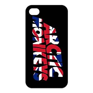 the Case Shop- Arctic Monkeys TPU Rubber Hard Back Case Cover Skin for iPhone 4 / iPhone 4S ,i4xq-147
