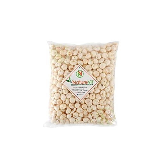 Nature Vit Fox Nuts Phool Makhana, 500 gm