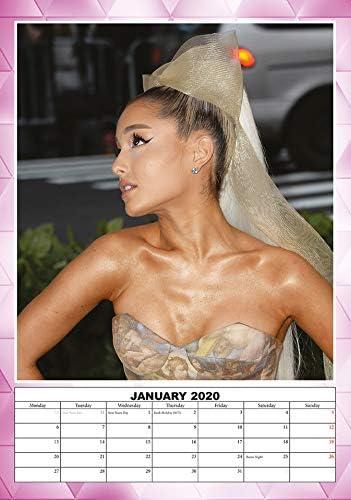 Amazon.com: Ariana Grande Calendario 2020 + Llavero Ariana ...