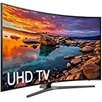 Samsung Electronics UN65MU7600 Curved 65-Inch 4K Ultra HD Smart LED TV (2017 Model)