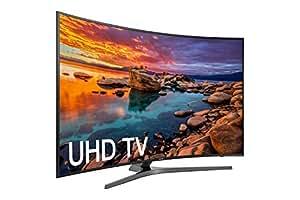 Samsung Electronics UN65MU7600 Curved 65-Inch 4K Ultra HD Smart LED TV (2017 Model)