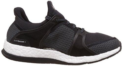 Adidas Vrouwen Pure Boost X Trainers Kern Us5 Zwart