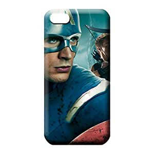 iphone 5c covers Anti-scratch skin mobile phone carrying covers Captain America In Avengers Movie