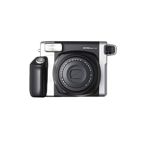 RetinaPix Fujifilm Instax Wide 300 Instant Film Camera (Black)
