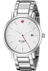 "kate spade new york Women's 1YRU0008 ""Gramercy"" Stainless Steel Bracelet Watch"