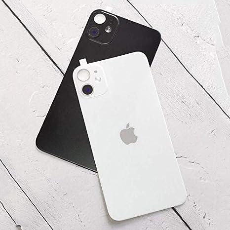 FTYSXP Lente de la c/ámara modificada Segundos Cambiar la Cubierta para iPhone XR Cambiar a iPhone 11 Lente Falsa integrada Pel/ícula Protectora Trasera XR Change 11 Rojo