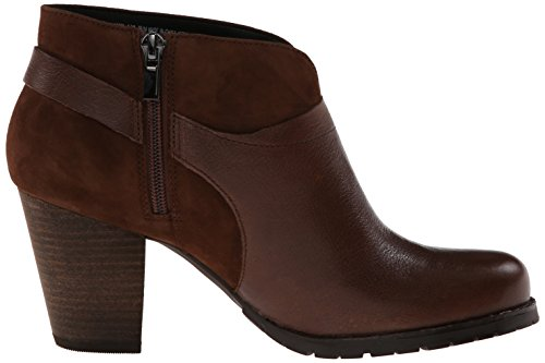 Clarks Womens Mission Parker Chelsea Boot Brown