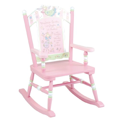 Fairy Wishes Rocking Chair High Quality