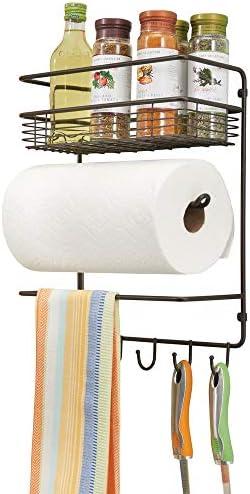 mDesign Storage Kitchen Laundry Organization