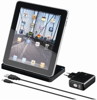 USB Dockingstation Ladestation für Apple iPad: