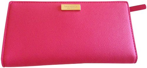 Kate-Spade-Stacy-Newbury-Lane-Wallet-Bazooka-Pink