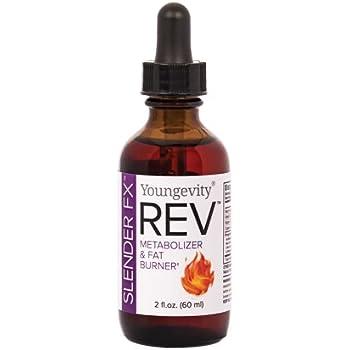 Slender Fx REV fat burning weight loss - 2 fl.oz - 5 Pack