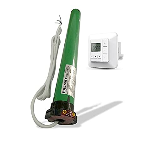 PALMAT Motor de persiana + electromecánico palmat Receptor 1 canal Foco para pared: Amazon.es: Bricolaje y herramientas