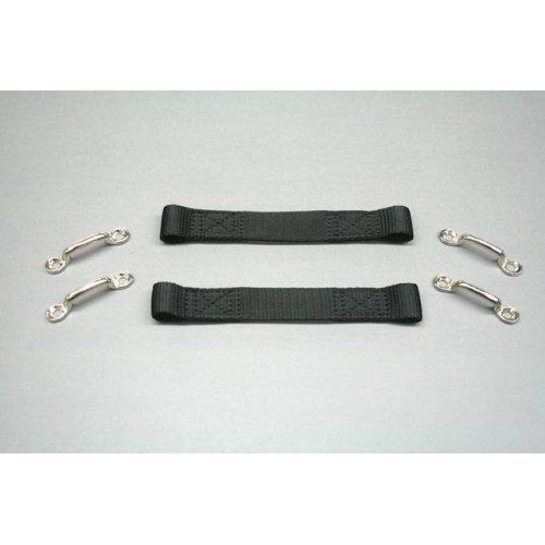 Safari Straps 99-2800 1'' Door Strap Kit 7'' (1 pair)
