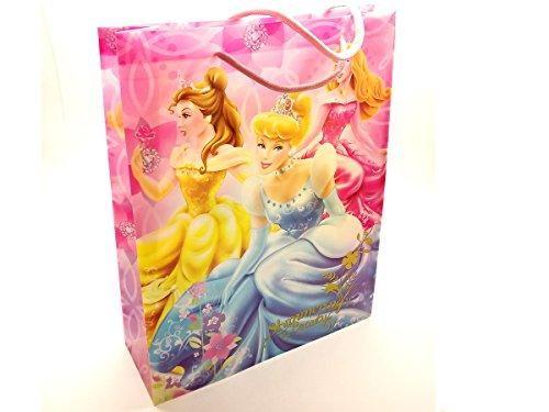 Ziggle Princess Theme Party Hand Bag/Wrapping Bags/Gift Bag