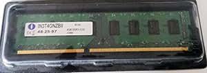 Integral IN3T4GNZBII - Memoria principal, 4 GB
