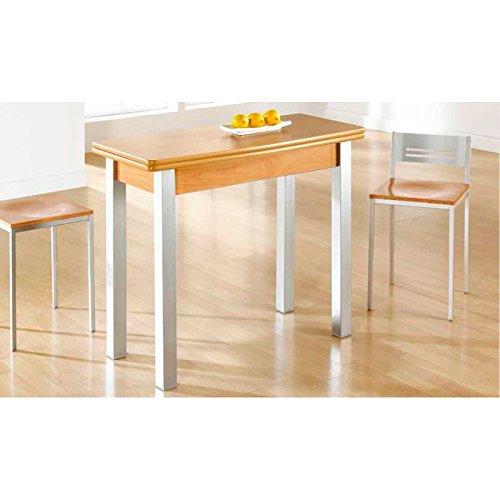 Amuebla 9250.Mesa DE Cocina DE 90 X 40 CM. Extensible DE ...