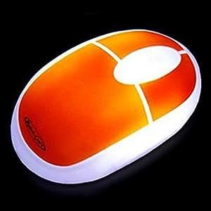 Leedfsw Mouse Shaped Light (Orange)