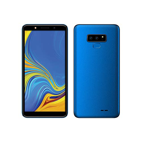 Matoen Android 6.0 Unlocked 6.0 Cell Phone Quad Core Dual SIM 3G T-Mobile Smartphone Xbo Note9 Smartphone 5.0 inch Screen, 3G, 512+4GB (Blue) by Matoen (Image #5)