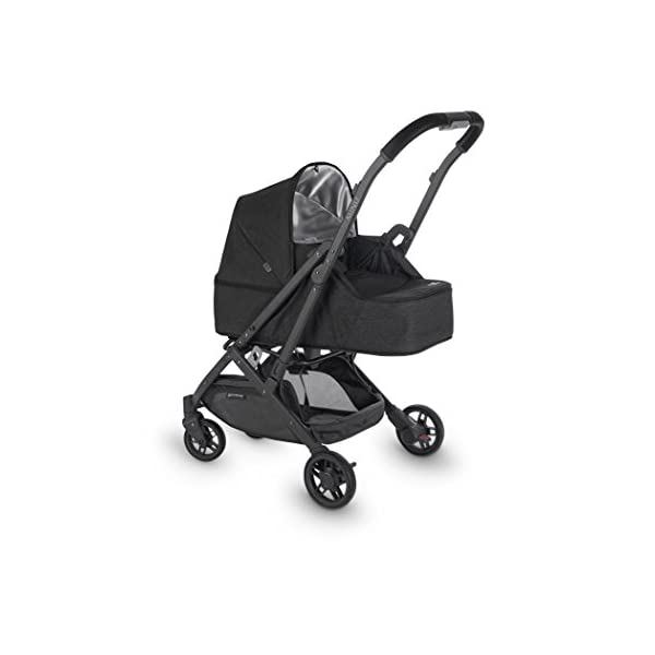 2018 UPPAbaby from Birth Kit – Jake (Black Melange)