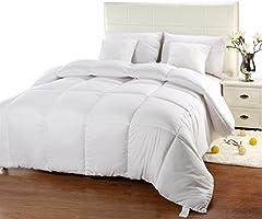 Comforter Duvet Insert King White