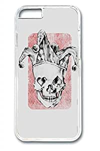 Cool Skull 02 Slim Hard Cover for iPhone 6 Case (4.7 inch) PC 3D Cases