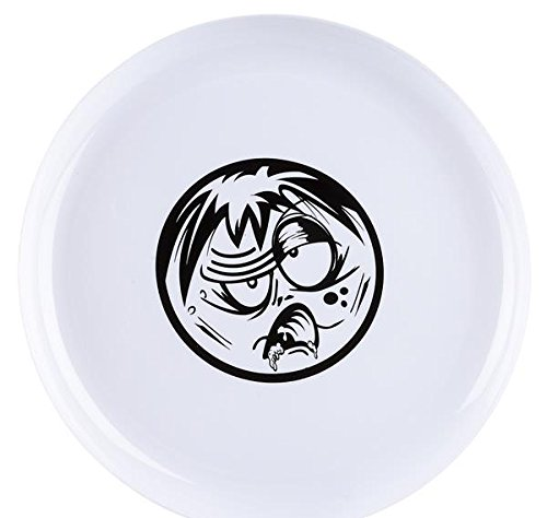 9'' ZOMBIE BREAK A PLATE, Case of 3 by DollarItemDirect