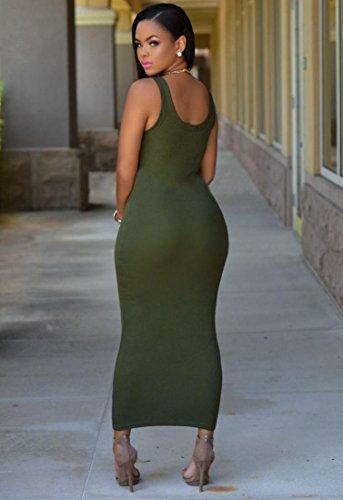 ❀ Damen kleider elegant lang ❀ Damen kleider sommer ❀ Frauen ...