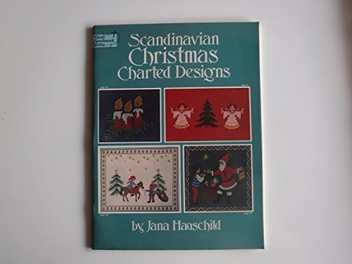 (Scandinavian Christmas Charted Designs (Dover Needlework))