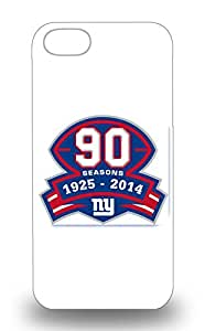Fashion Protective NFL New York Giants Logo 3D PC Case Cover For Iphone 5/5s ( Custom Picture iPhone 6, iPhone 6 PLUS, iPhone 5, iPhone 5S, iPhone 5C, iPhone 4, iPhone 4S,Galaxy S6,Galaxy S5,Galaxy S4,Galaxy S3,Note 3,iPad Mini-Mini 2,iPad Air )