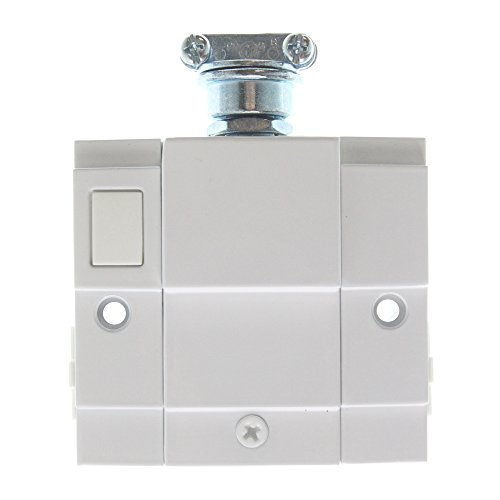 Lighting Tech White (Tech Lighting 700UCSBW Unilume LED Slimline Undercabinet Dual Splice Box, White)
