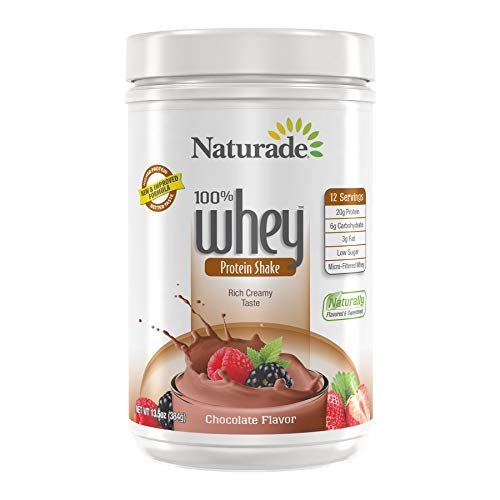 Naturade Protein Boosters, 100% Whey, Chocolate