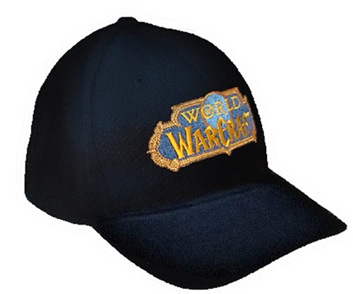 World of Warcraft Flexfit Baseball Cap (Large / Extra-Large)