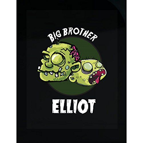 Prints Express Halloween Costume Elliot Big Brother Funny Boys Personalized Gift - Sticker]()