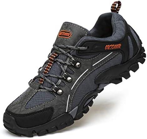 登山靴 トレッキングシューズ メンズ レイン シューズ ハイキングシューズ クライミング レースアップ 防撞 防滑 耐磨耗 スポーツ 厚い底 遠足クッション性 旅行 登山 室外 スニーカーシューズ アウトドアシューズ