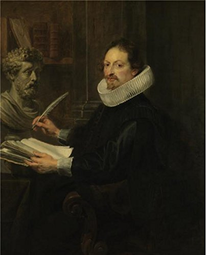 Oil Painting 'Peter Paul Rubens,Jan Gaspar Gevartius,1577-1640' Printing On High Quality Polyster Canvas , 8x10 Inch / 20x25 Cm ,the Best Foyer Gallery Art And Home Gallery Art And Gifts Is This High Resolution Art Decorative Canvas Prints