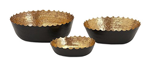 IMAX 19970-3 Barker Bowls, Set of 3 -