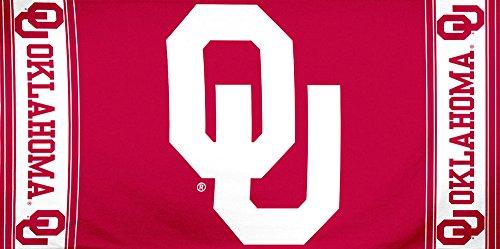 (McArthur NCAA University of Oklahoma Sooners Fiber Beach Towel, 30 X 60 Inches)