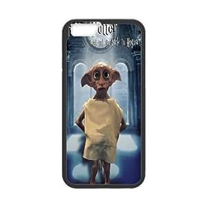 iPhone6 Plus 5.5 inch Phone Case Black Dobby WQ5RT7478317