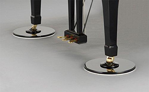 ファッションなデザイン グランドピアノ用 床補強プレート 三枚「インシュレータの下に敷くプレート」※インシュレータ別売B00RKUIYDI, シマシ:bf8e1e9c --- a0267596.xsph.ru