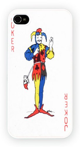 NF-joker, iPhone 5C, Etui de téléphone mobile - encre brillant impression