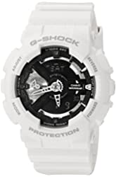 Casio G-Shock GMAS110CW-7A1 Fashion Watch