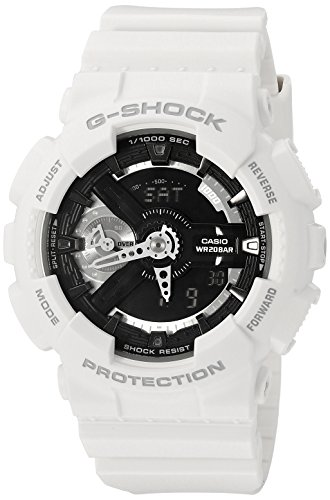 Casio G Shock GMAS110CW 7A1 Womens Sports