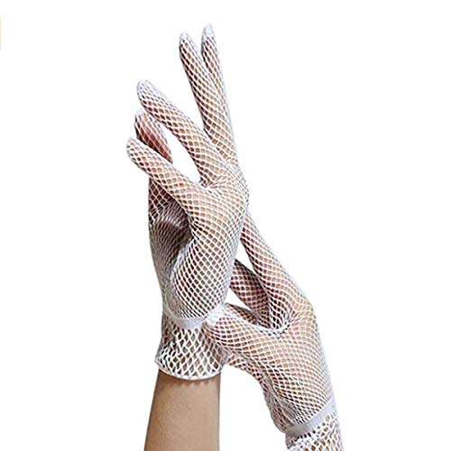 Giant Crochet Gloves - 8