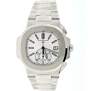 Patek Philippe Nautilus automatic-self-wind mens Watch 5980/1A-019 (Certified Pre-owned)