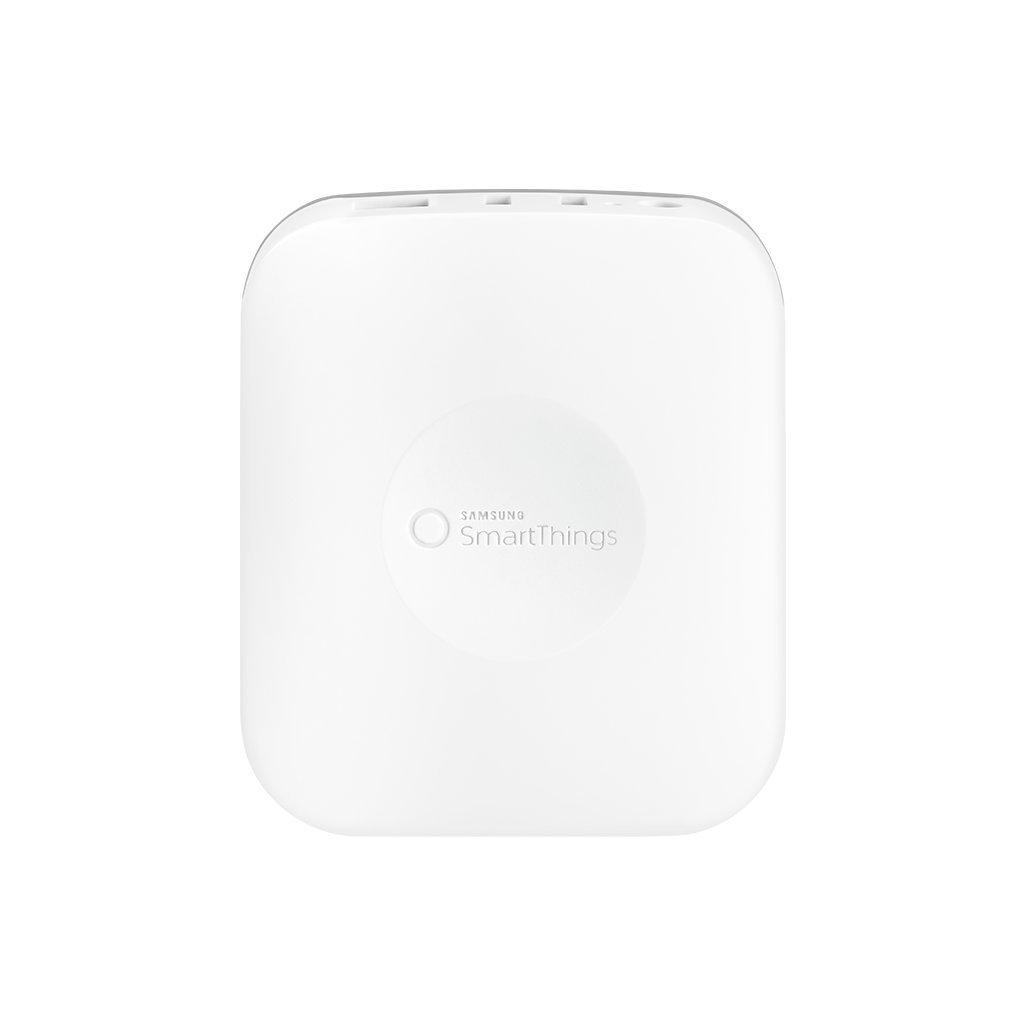 Samsung SmartThings Smart Home Hub (Renewed) by Samsung Electronics