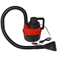 Wet & Dry Outdoor Mini Car Boat RV Vacuum Cleaner Inflator Pump:New by WW shop
