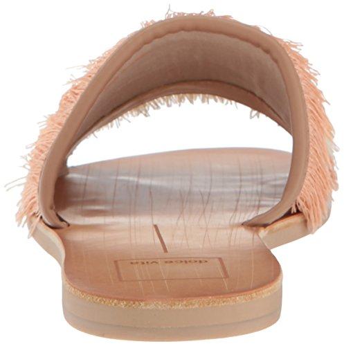 Slide 9 5 Sandal Celaya Vita US Women's Natural M Fringe Dolce Rqt7FwxF