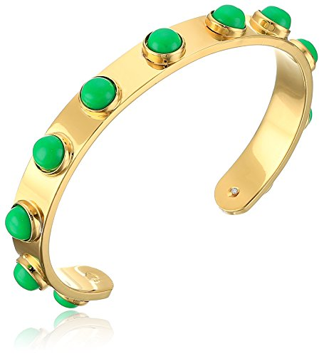 UPC 098686643147, kate spade new york Green Cuff Bracelet