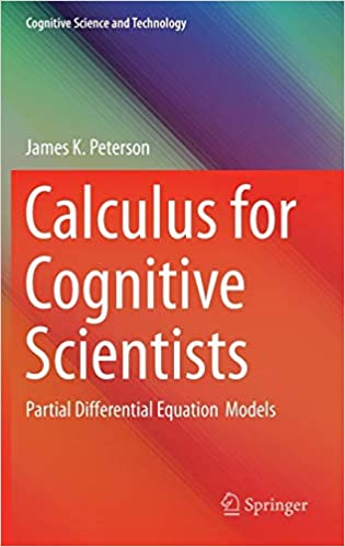 Calculus for Cognitive Scientists: Partial Differential Equation